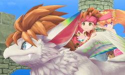 Secret of Mana ตำนานดาบศักดิ์สิทธิ์ รีเมคลง PS4, PC และ PS VITA