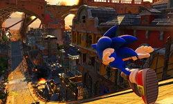 Sonic Forces เม่นลมกรดไฮเทค พร้อมซิ่ง 7 พฤศจิกายนนี้
