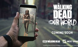 The Walking Dead: Our World ลุยซอมบี้กันในโลกจริง