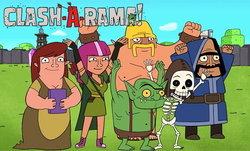 เตรียมฮากับ Clash-A-Rama การ์ตูนบั่นทอนสมองจาก Clash of Clans