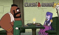 Clash A Rama การ์ตูน Clash of Clans พากย์ไทย ตอนการกลับมาของคนขี่หมูป่า