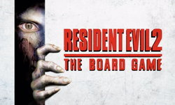 Resident Evil 2 The Board Game เป่าสมองซอมบี้ในรูปแบบเกมหมากกระดาน