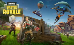 รีวิว Fortnite โหมด Battle Royale เกมยิงใหม่ท้าชน PUBG