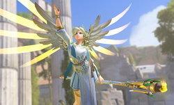 บินให้พลิ้ว ฮีลให้ไว กับ Mercy โฉมใหม่แห่ง Overwatch
