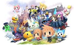 World of Final Fantasy ทำให้ชาว Steam เล่นด้วย 22 พ.ย.นี้