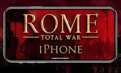 SEGA เตรียมส่ง Rome Total War ลงมือถือใน iPhone ด้วย
