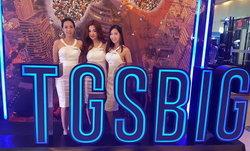 สีสันประจำงาน! รวมภาพพริตตี้และคอสเพลย์จากงาน TGSBIG 2017