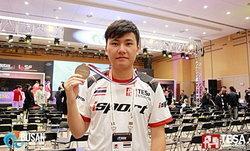 สรุปผลงานนักกีฬาไทย ติด Top 10 Esports World Championship
