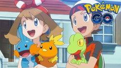 Pokemon GO เตรียมเปิด Pokemon Gen3 มาให้จับแล้ว