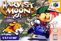 ย้อนรอยซีรีส์เกมปลูกผักสุดฮิต Harvest Moon