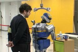 บังคับหุ่นยนต์ด้วยความคิด! เทคโนโลยีมนุษย์โลกก้าวไปอีกขั้น