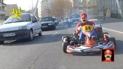 จะเป็นอย่างไร!? ถ้า Mario Kart แข่งกันในโลกจริง!