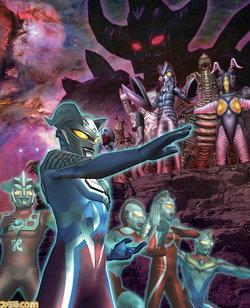 Ultraman Allstar Chronicle เกมส์รวมญาติอุลตร้าแมน