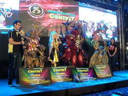 Goldensoft Extreme Party งานแข่งเกมส์ครั้งใหญ่