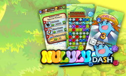Review Nululu Dash เกมส์แข่งทำลายอัญมณี