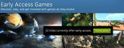 'Early Access' ระบบเกมใหม่  ที่ให้เกมเมอร์มีส่วนร่วม
