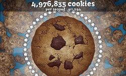 cookie clicker เกมสุดฮิตในขณะนี้
