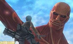 Trailer ตัวอย่างแรก Attack on Titan 3DS