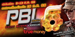 Point Blank League Season 6 by True Money