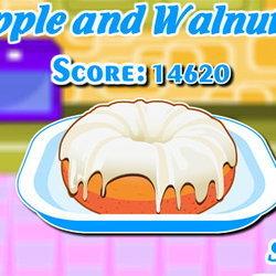 เกมส์ทำโดนัทแอปเปิ้ล