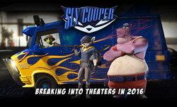 Sly Cooper Movie จอมโจรแรคคูน การ์ตูน CG สร้างจากเกมส์
