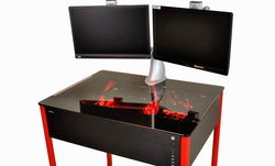 DK01 โต๊ะคอมโฉมใหม่ มิติใหม่ของการเล่นเกม