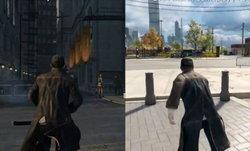 กราฟฟิกเกมส์ Watch Dogs อันไหนของจริง อันไหนแหกตา