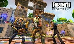 Fortnite เกมยิงแซนบ็อกซ์จาก Unreal Engine 4