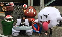 ลองแวะชม พาเหรดคอสเพลย์ฮัลโลวีน ที่ญี่ปุ่น