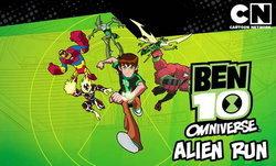 รีวิวเกม Ben 10 Omniverse Alien Run วิ่งสู้ฟัด