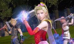 Dissidia Final Fantasy มาเวอร์ชั่นใหม่ ลงเกมตู้อาเขต