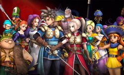 ลุยต่อกับ Dragon Quest Heroes 2 ผู้กล้าปะทะฝูงมอนสเตอร์