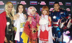 Thailand Comic Con 2015 ปีนี้จัดเต็ม กิจกรรมแน่นเอี้ยด