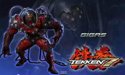 Tekken 7 เพิ่มตัวละครใหม่อีก GIGAS หุ่นยนต์บ้าพลัง