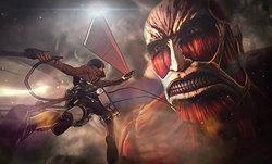 Attack on Titan ทำเป็นเกมลง PS4 โดยทีมสร้างเกมสามก๊ก