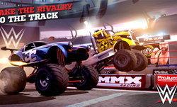 เกม WWE vs. MMX จับเอามวยปล้ำมายัดผสมกับรถบิ๊ํกฟุต?