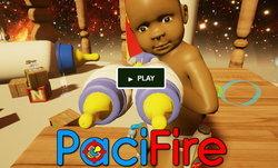 PaciFire เกมยิงแบเบาะสุดพิสดาร เล่นเป็นเด็กทารกยิงกัน