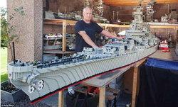 อลังการอีกแล้ว! สองผลงานยิ่งใหญ่ล่าสุดจากตัวต่อ LEGO