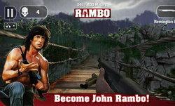 Rambo The Mobile Game จากนักรบเดนตาย กลายเป็นนักวิ่งป่าราบ
