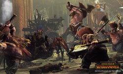 Total War: Warhammer ตัวอย่างเกมเพลย์เผ่า Dwarfs