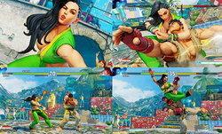 Street Fighter 5 เผยนักสู้ใหม่อีกสองคน Laura และ Zangief