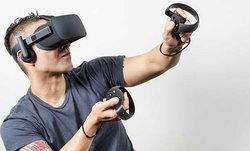 Trailer ตัวอย่างการเล่น Toybox ด้วยคอนโทรลเลอร์เกมของ Oculus Rift