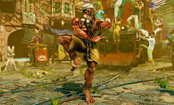 "Street Fighter V กำหนดไฝว้ 16 กุมภาพันธ์ 2016 พร้อมเพิ่ม ""ดัลซิม"""