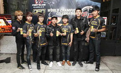 Point Blank จัดงาน World Champion Celebration ฉลองแชมป์โลก Definite GZ-Gaming
