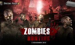"Special Force 2 อัพเดทโหมดใหม่ล่าสุด ""Zombie Hunting"""