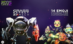 พืชปะทะซอมบี้ 2 ภาคเกมยิงเพิ่มฟีเจอร์หุ่นรบจากเกม Mass Effect