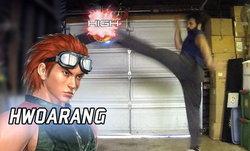 เจ๋งจริง! สตั้นแมนมือโปร เลียนแบบท่าของ Tekken ได้ครบทุกท่า