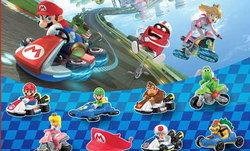 ของเล่น  Happy Meal ใหม่จาก McDonald's กับเกมดัง Mario Kart 8