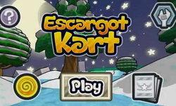 Escargot Kart เกมรถแข่งหอยทากผาดโผน ลูกเล่นเพียบ