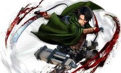 Levi นักรบที่เก่งที่สุดในโลกปรากฏตัวใน Attack on Titan PS4 แล้ว
